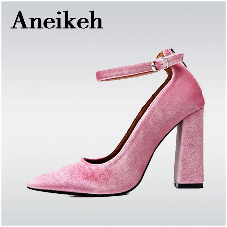ru.aliexpress.com store product New-Arrival-Fashion-Ankle-Strap-Velvet-Pumps-Block-Chunky-High-Heel-Wedding-Bridal-Shoes-Women-Dress 2300082_32792778277.html?spm=2114.12010615.0.0.0pATi0