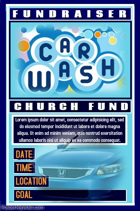 Best Car Wash Images On   Car Wash Flyers And Leaflets