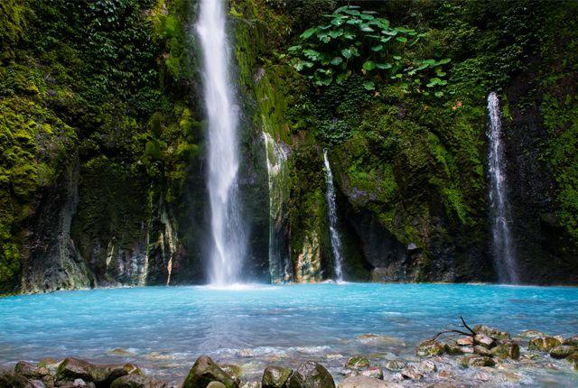 Sibolangit Waterfall, Sibolangit, Deli Serdang, North Sumatra, Indonesia