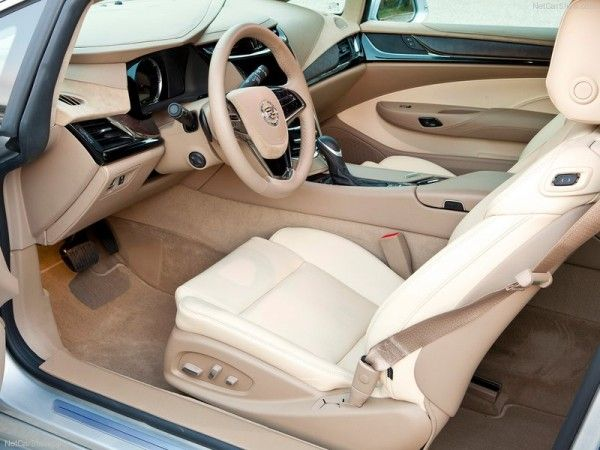 2014 Cadillac ELR Luxury Interior 600x450 2014 Cadillac ELR Complete Review with Images