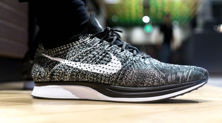 [Pickup] Oreo Flyknit Racers at the Nike Store in SF
