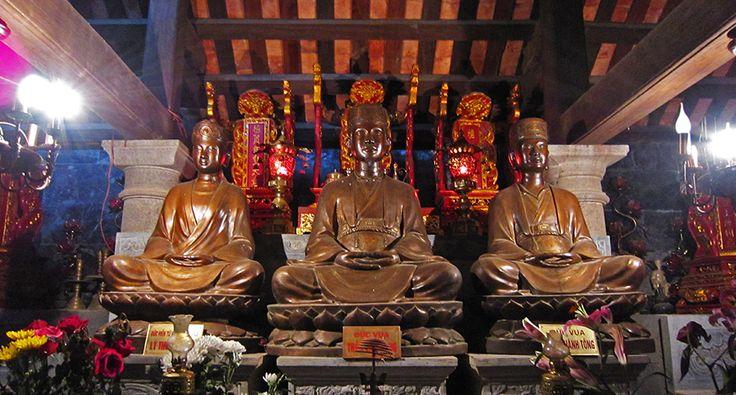 Thai Vi Palace in Tam Coc, Ninh Binh. #tamcoc #ninhbinh #travel #tourist #thaivipalace #wander