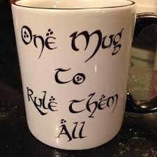 hobbit mugs - Google Search