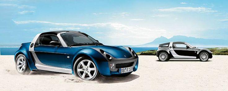 En el ya lejano año 2003 Brabus presentó el peculiar smart roadster V6 biturbo, con carrocería coupé. Una serie limitada a apenas 10 vehículos, con el objetivo de conmemorar el centenario de la S