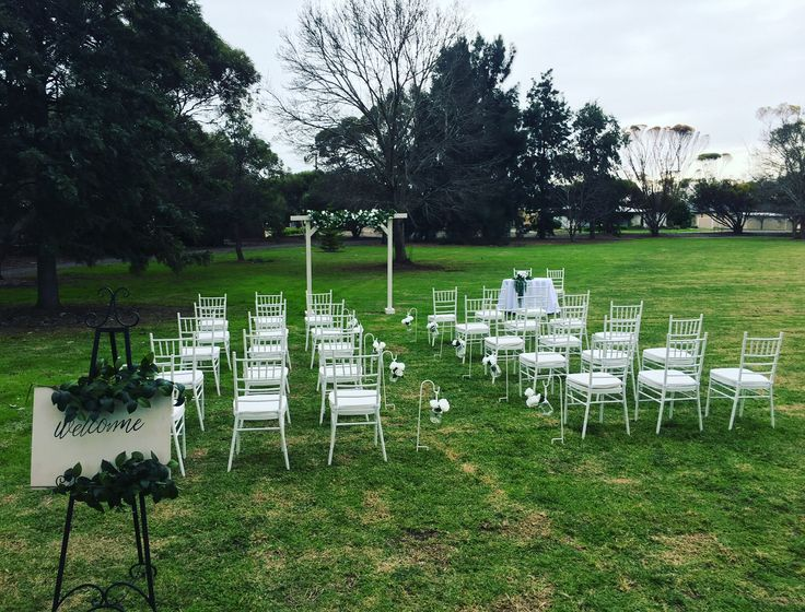 White Greenery Arbour $100 Hire