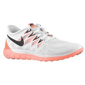 Coral Nikes! I need these! Nike Free 5.0 2014 - Women's