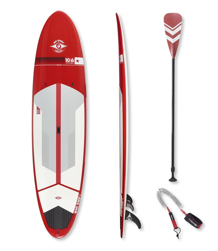 Bic Ace-Tec Performer Stand Up Paddle Board Package