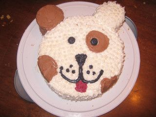 puppy – Cakes By Katie