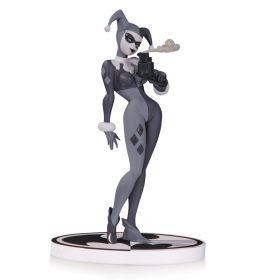 Batman Black & White Statue Harley Quinn Second Edition 19 cm    www.comicsuniverse.sk