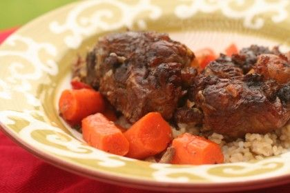 Post image for Braised Oxtails