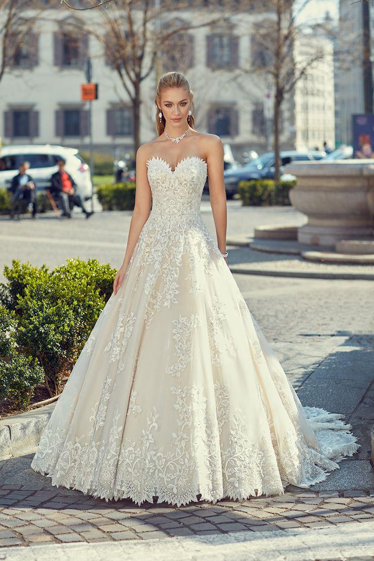 12 besten EDDY K COUTURE Bilder auf Pinterest   Hochzeitskleider ...