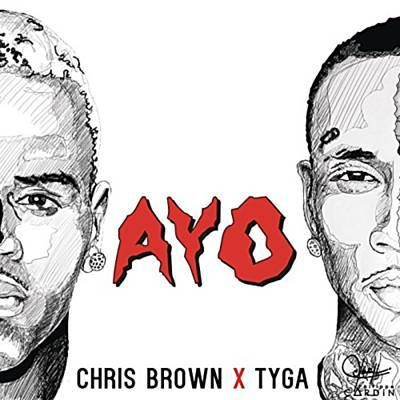 Chris Brown & Tyga discovered using Shazam