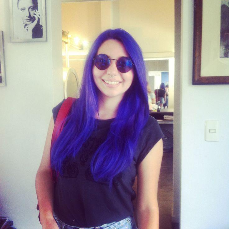 Feña <3 Purple