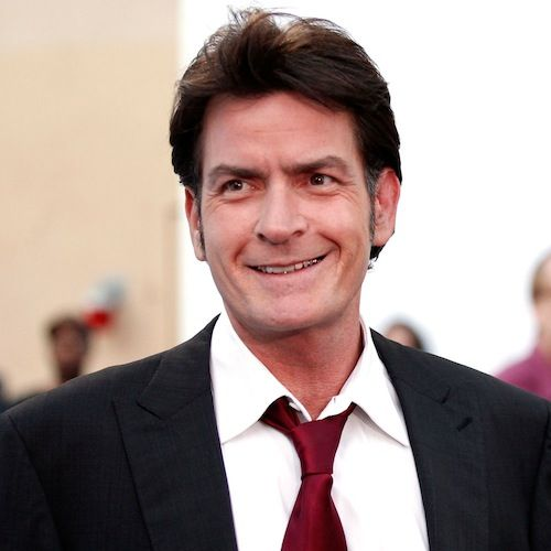 WATCH: Charlie Sheen Just Won the ALS Ice Bucket Challenge | In Touch Weekly