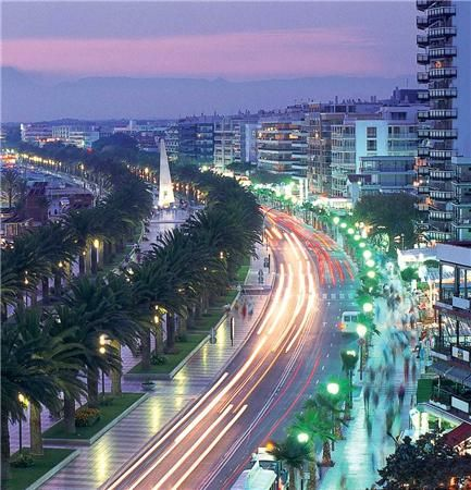 Salou, Spain .. my second home,will always hold a special place in my heart.