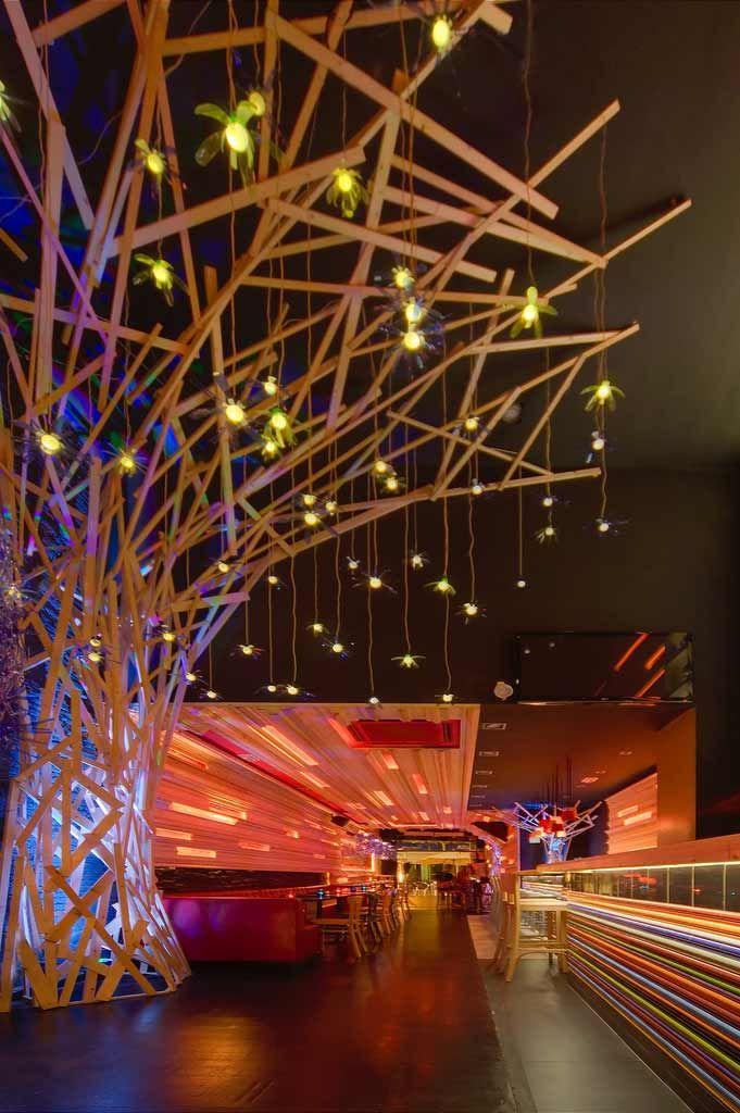17 mejores ideas sobre restaurante moderno en pinterest - Decoracion de bares y restaurantes ...