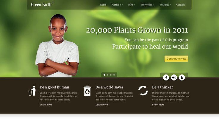 Green Earth - Environmental WordPress Theme - http://themeforest.net/item/green-earth-environmental-wordpress-theme/2473309?ref=blackhatdunyasi