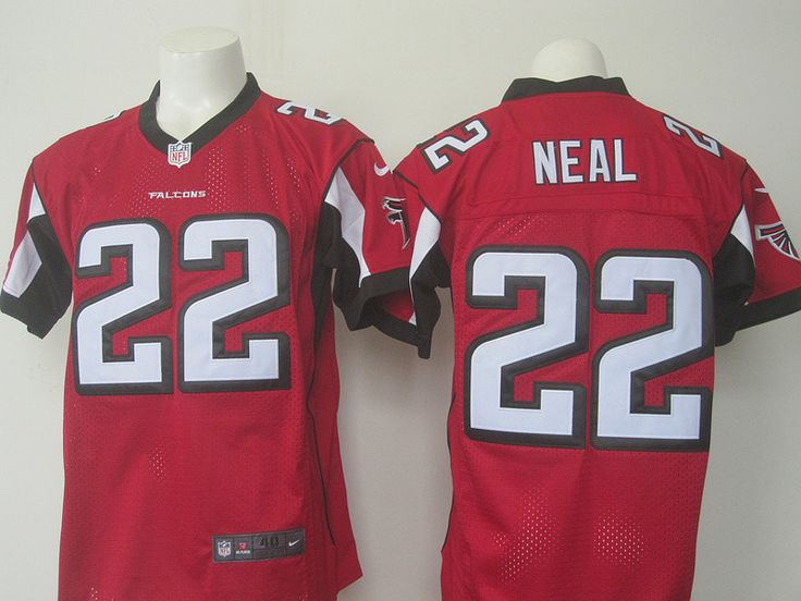 ... NFL Atlanta Falcons Jersey 56 SG Jersey Pinterest Red team 736136501