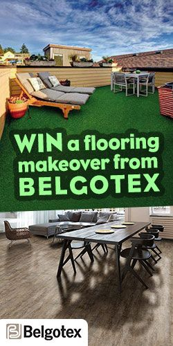 Win a R25,000 Belgotex Flooring Makeover