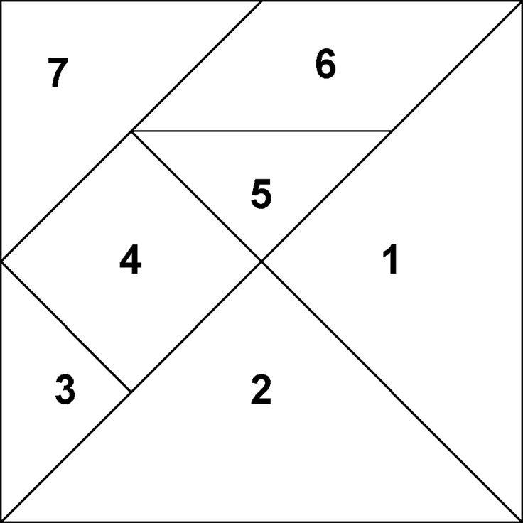 1000  ideas about tangram printable on pinterest