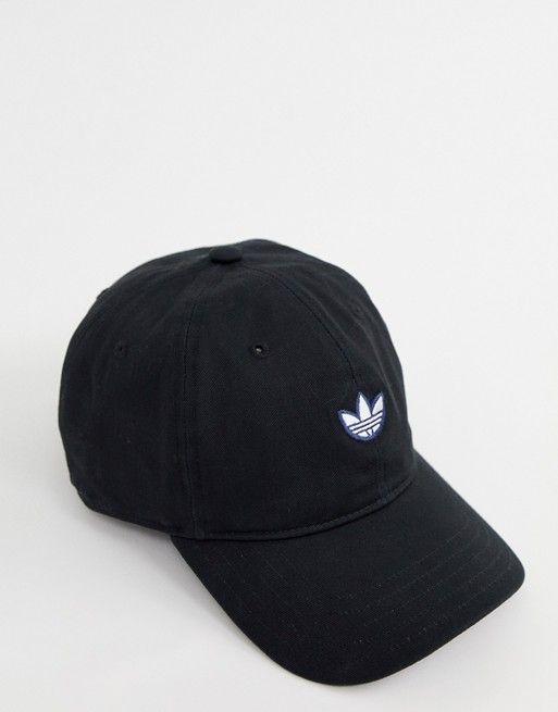 5a6717a89 adidas Originals Samstag dad cap in black in 2019 | style | Dad caps ...