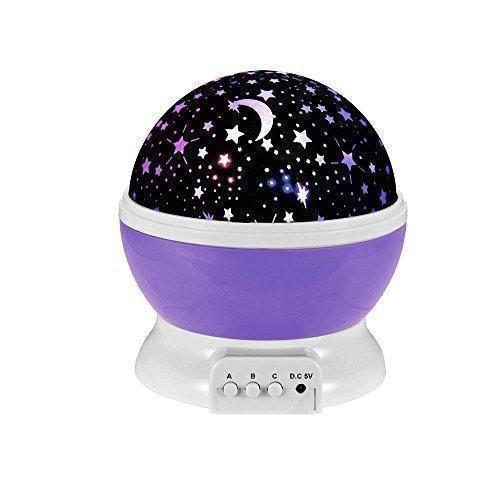 Oferta: 13.99€ Dto: -75%. Comprar Ofertas de Ecandy 360 grados de rotación 3 Modo de luz del proyector de la estrella romántica Cosmos Luna del cielo de la lámpara de pro barato. ¡Mira las ofertas!