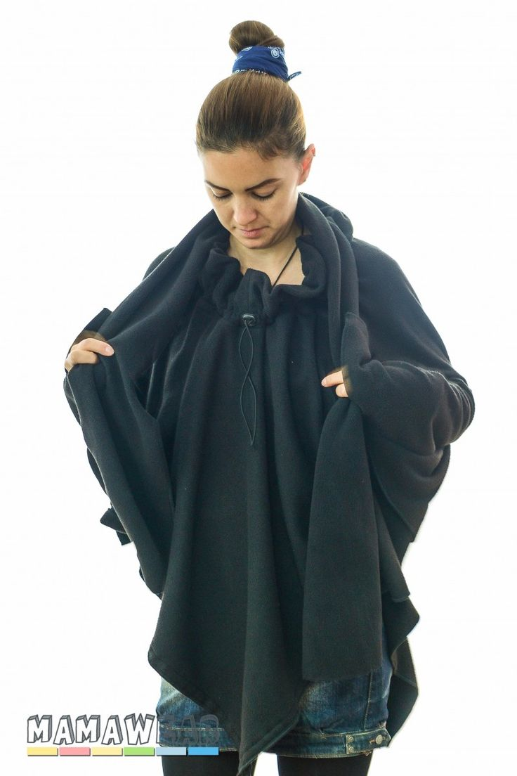 Poncho Fleece