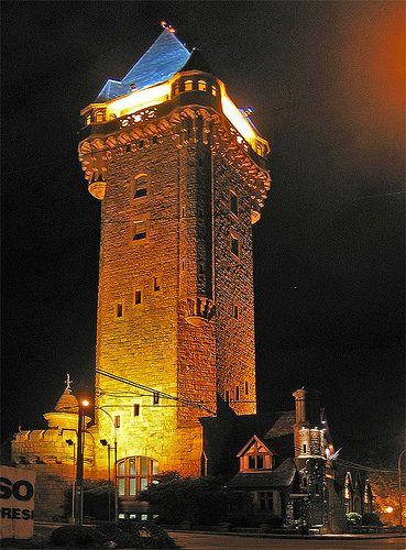 Mar del PLata - torre de agua