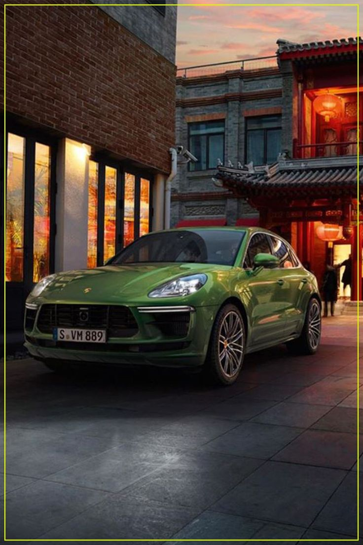 New release: Porsche Macan gets turbo upgrade