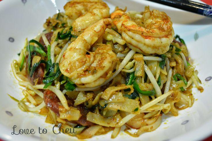 Love to Cheu: Penang Char Koay Teow