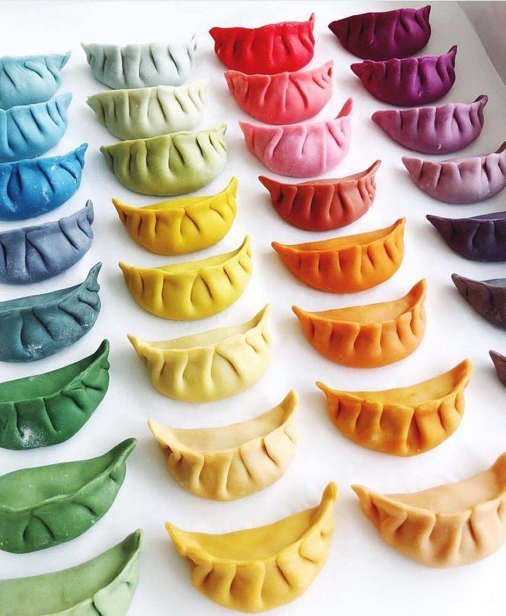 Which color dumpling is your favourite? @brendan_pang..., #abrendan #color #dumpling #favourite ...