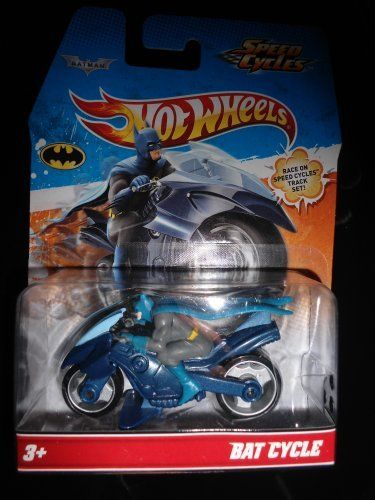 Hot Wheels Speed Cycles Bat Cycle by Mattel. $13.99 ...