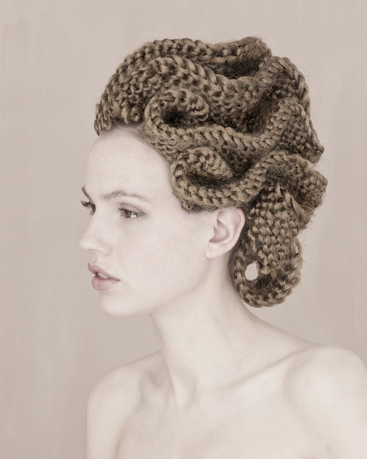 don't know.  but it would look better at the bottom of the sea than it does on top of her head...