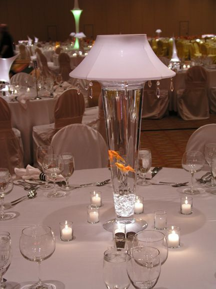 Best goldfish centerpiece ideas on pinterest fish