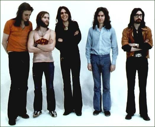 An Illustrated History of A Band called Genesis - Progressive Rock Music Forum - Page 1
