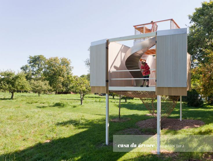 Tree house for Kids architecture