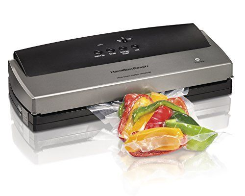 Hamilton Beach 78213 Vacuum Sealer Review