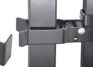 Archaic Vinyl Fence Gate Latch Hardware and gate latch for ...