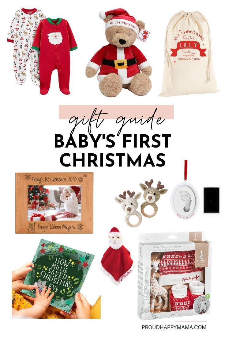 15 Newborn Baby Christmas Gift Ideas For A Magical 1st Christmas In 2020 Baby Christmas Gifts Newborn Christmas Gifts Holiday Gift Guide Baby