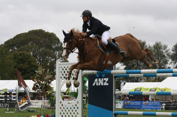 Australia's Sheridan Manuel and Renmarno were 5th = in the Olympic Cup