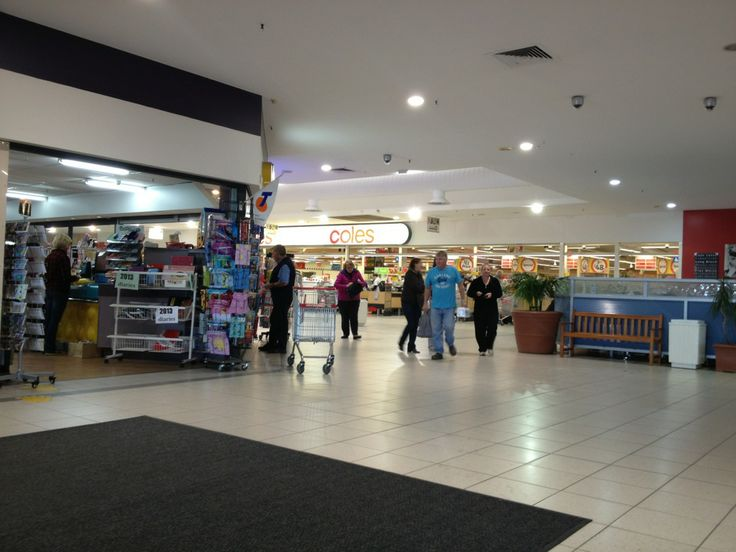 Australind Shopping Centre in Australind, WA