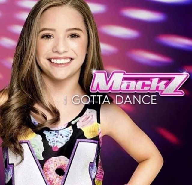 Mack Z I gotta dance!! Who's excited?