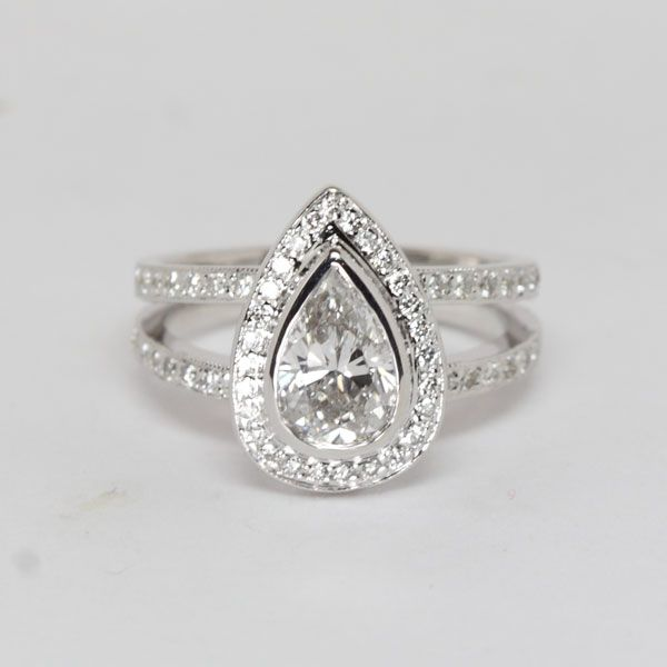 17 best images about reset my engagement ring on pinterest for C leslie smith jewelry
