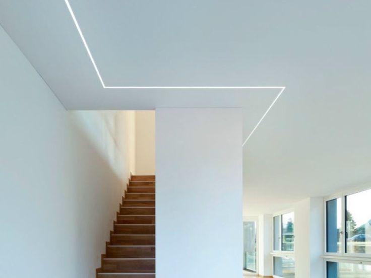 Les 25 meilleures id es de la cat gorie led plafond sur pinterest porte d 39 armoire remplacement - Eclairage indirect plafond led ...