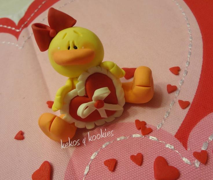 Kekos & Kookies: San Valentin