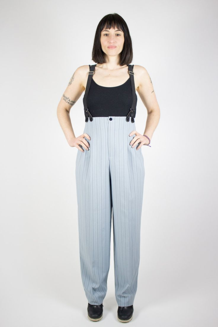 17 best ideas about Pants With Suspenders on Pinterest | Trouser ...