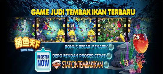 TARUHAN JUDI IKAN ONLINE DI STATIONTEMBAKIKAN.COM http://www.stationtembakikan.com/taruhan-judi-ikan-online-di-stationtembakikan-com/ #JudiTembakIkan #TembakIkan #AgenTembakIkanOnline #AgenTembakIkan #Joker123 #GameTembakIkan #JudiIkan #StationTembakIkan #Station #Tembak-Ikan #JudiSlot
