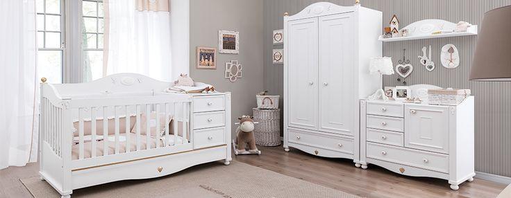 ilek bebek odası modelleri