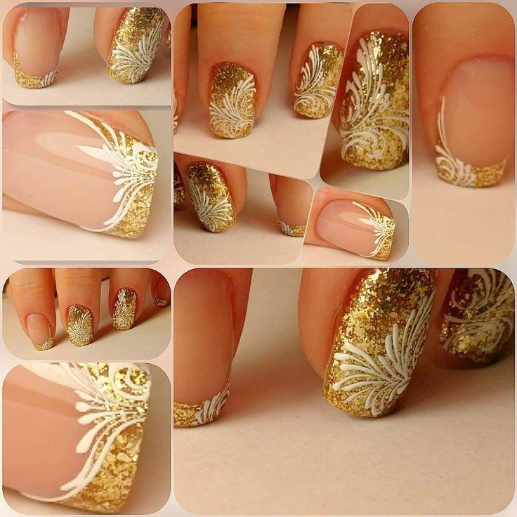 "856 Likes, 2 Comments - Видеоуроки маникюра. (@asstrelnikova) on Instagram: ""www.artstudio-shop.ru #nails #nailart #naildesign #ногти #гельлак #наращиваниеногтей…"""