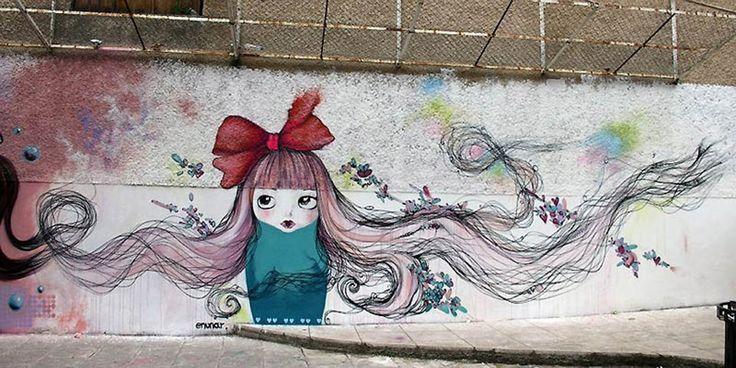 ... Athens… The Heart of Hellas Still Beats… » 00a Street Art Athens